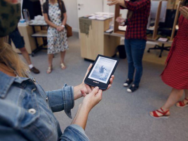 E-boeken ontlenen bij Bibliotheek Beernem